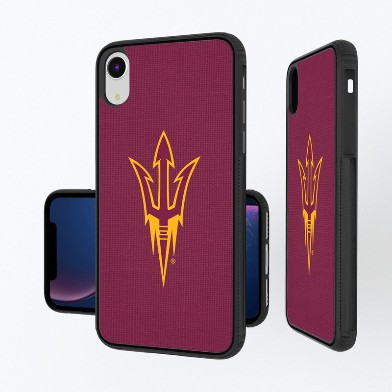 Arizona State Sun Devils Solid iPhone XR Bump Case
