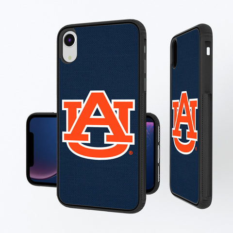 Auburn Tigers Solid iPhone XR Bump Case