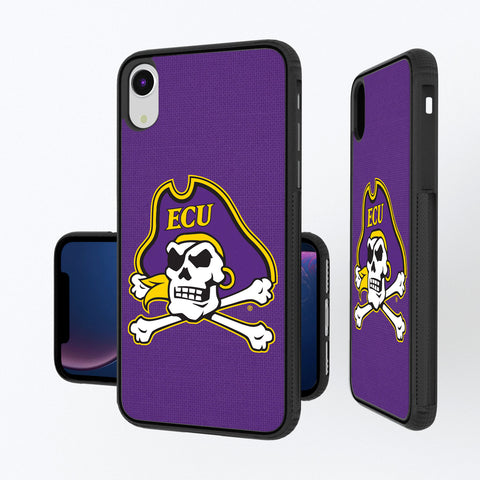 East Carolina Pirates Solid iPhone XR Bump Case
