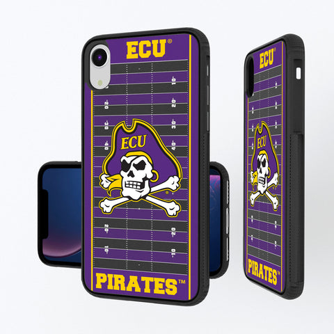 East Carolina Pirates Football Field iPhone XR Bump Case