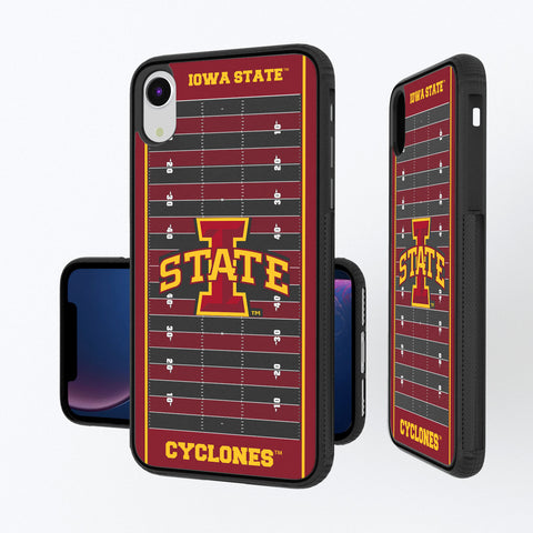 Iowa State Cyclones Football Field iPhone XR Bump Case