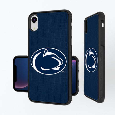 Penn State Nittany Lions Solid iPhone XR Bump Case