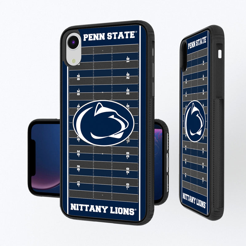 Penn State Nittany Lions Football Field iPhone XR Bump Case
