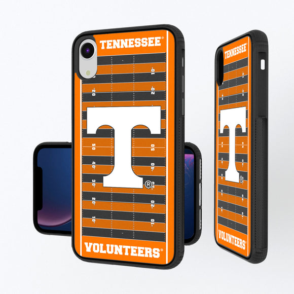 Tennessee Volunteers Football Field iPhone XR Bump Case
