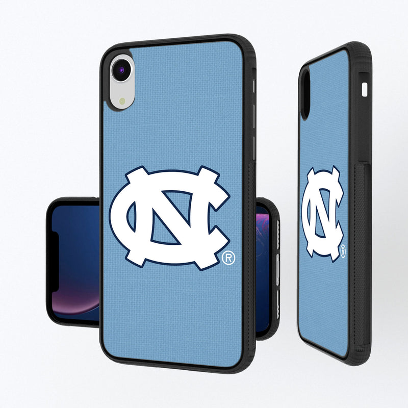 North Carolina Tar Heels Solid iPhone XR Bump Case