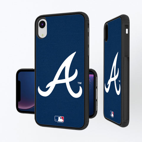 Atlanta Braves Braves Solid iPhone XR Bump Case