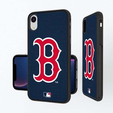 Boston Red Sox Red Sox Solid iPhone XR Bump Case