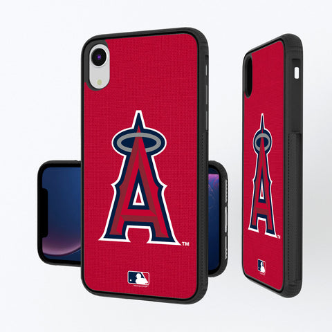 Los Angeles Angels Angels Solid iPhone XR Bump Case