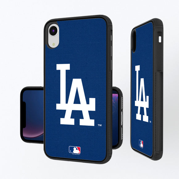 LA Dodgers Dodgers Solid iPhone XR Bump Case