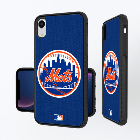 New York Mets Mets Solid iPhone XR Bump Case