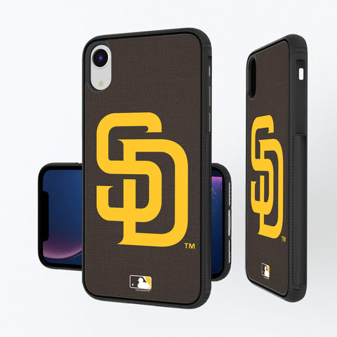San Diego Padres Padres Solid iPhone XR Bump Case