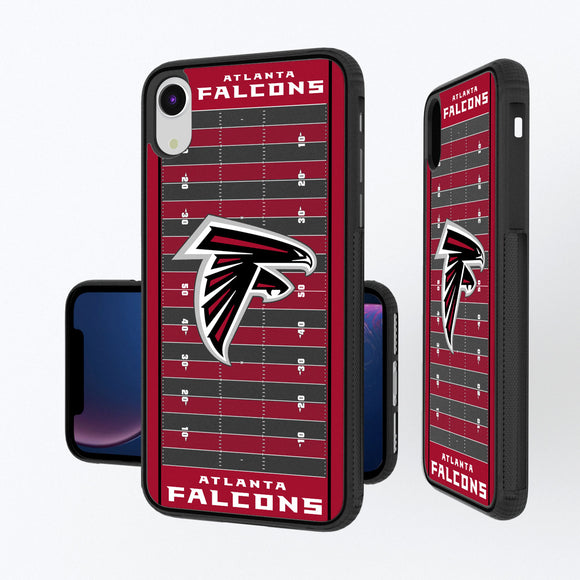 Atlanta Falcons Football Field iPhone XR Bump Case