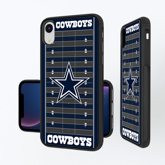 Dallas Cowboys Football Field iPhone XR Bump Case