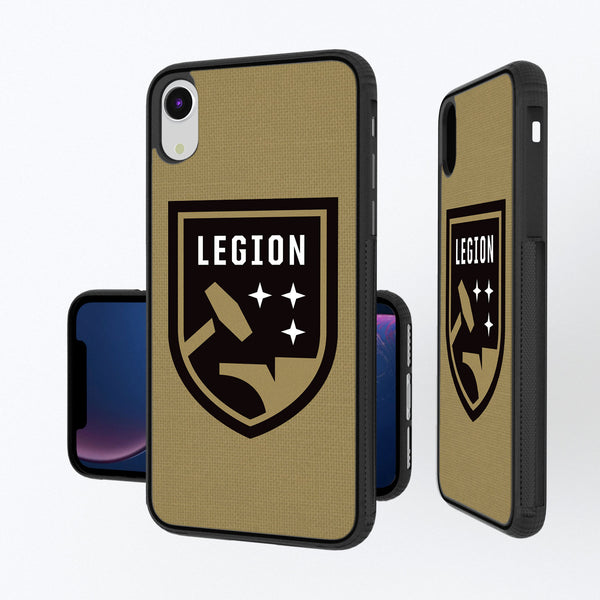 Birmingham Legion FC Diagonal Stripe iPhone XR Bump Case