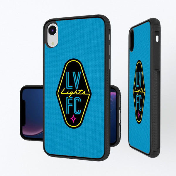 Las Vegas FC Diagonal Stripe iPhone XR Bump Case