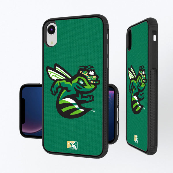 Augusta GreenJackets Solid iPhone XR Bump Case