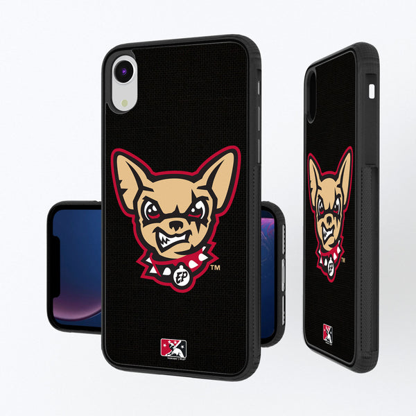El Paso Chihuahuas Solid iPhone XR Bump Case
