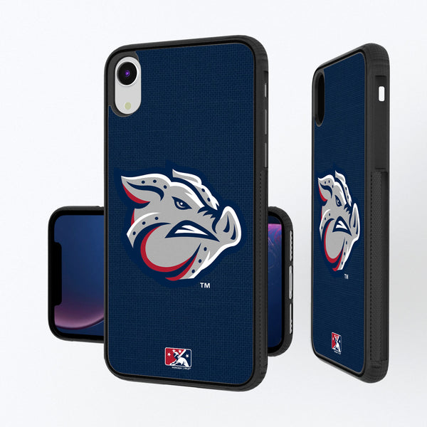 Lehigh Valley IronPigs Solid iPhone XR Bump Case