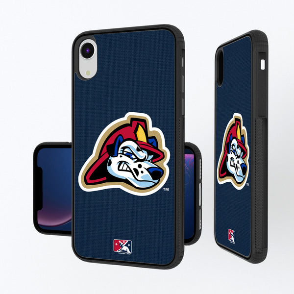 Peoria Chiefs Solid iPhone XR Bump Case