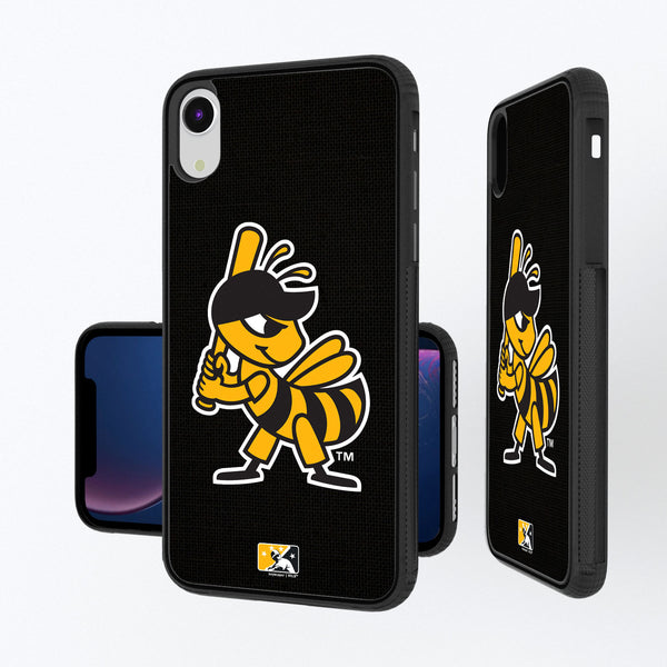 Salt Lake Bees Solid iPhone XR Bump Case