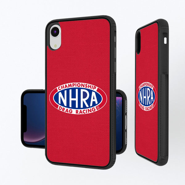 NHRA Solid iPhone XR Bump Case