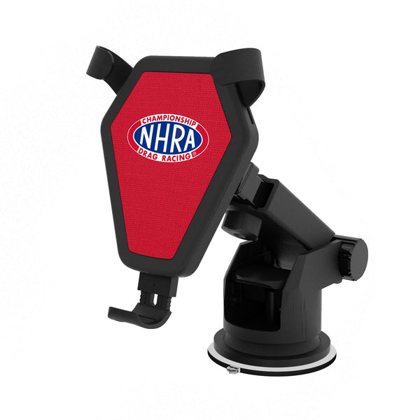 NHRA Solid Wireless Car Charger