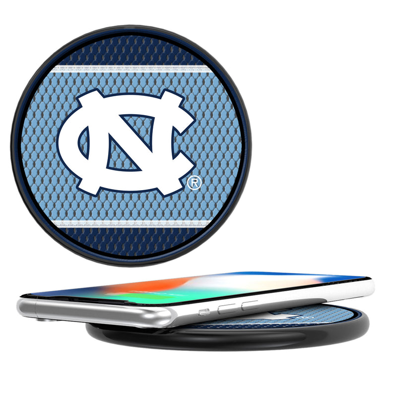 North Carolina Tar Heels Mesh 10-Watt Wireless Charger