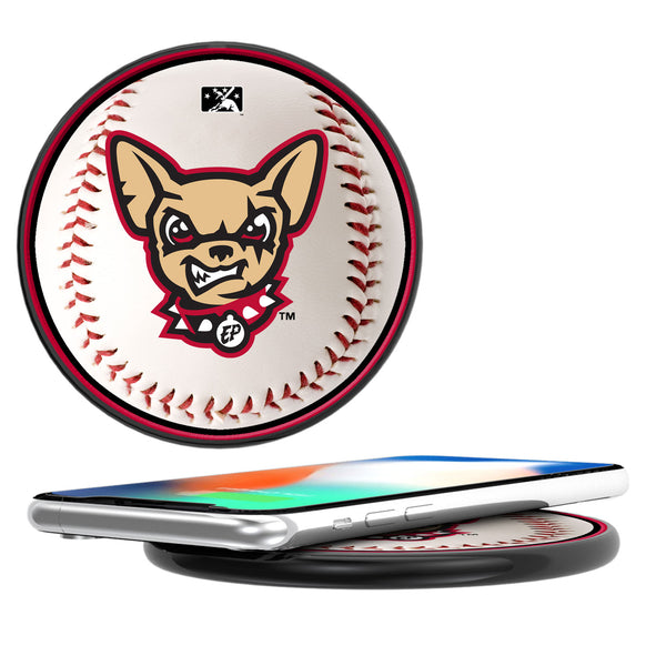 El Paso Chihuahuas Baseball 10-Watt Wireless Charger