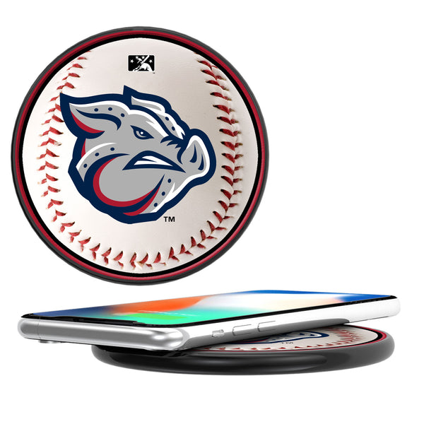 Lehigh Valley IronPigs Baseball 10-Watt Wireless Charger