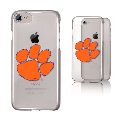 Clemson Tigers Clear Case for the iPhone 6 / 6S / 7 / 8