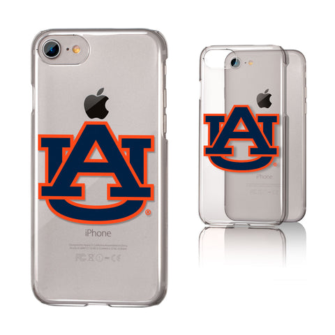 Auburn Tigers Clear Case for the iPhone 6 / 6S / 7 / 8