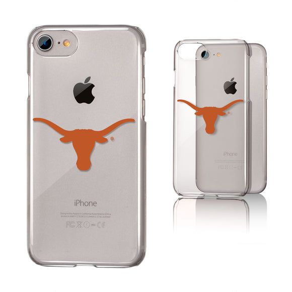 Texas Longhorns Insignia iPhone 7 / 8 Clear Slim Case