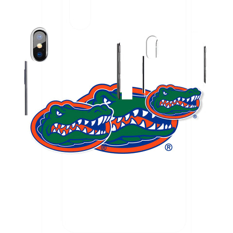 UF Florida Gators Insignia Clear Case for iPhone X