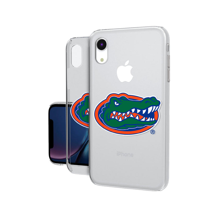 Florida Gators Insignia iPhone XR Clear Case