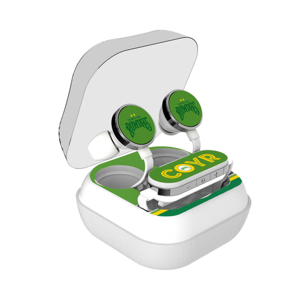 Tampa Bay Rowdies Stripe Wireless Earbuds