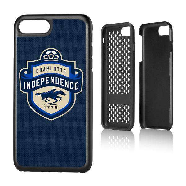 Charlotte Independance  Solid iPhone 7+ / 8+ Rugged Case