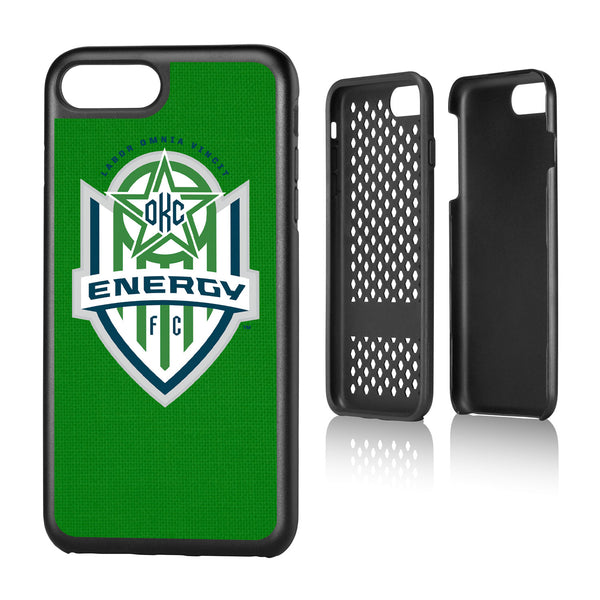 OKC Energy FC  Solid iPhone 7+ / 8+ Rugged Case