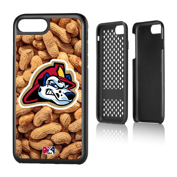 Peoria Chiefs Peanuts iPhone 7+ / 8+ Rugged Case