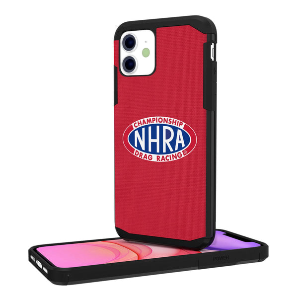 NHRA Solid iPhone 11 Rugged Case