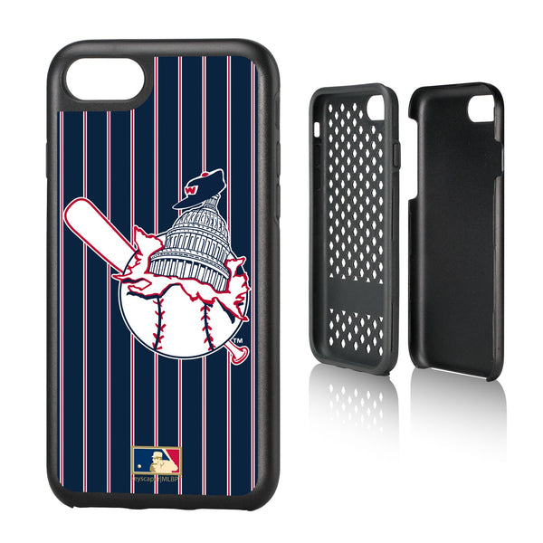 Washington Senators 1953-1956 - Cooperstown Collection Pinstripe iPhone 7 / 8 Rugged Case