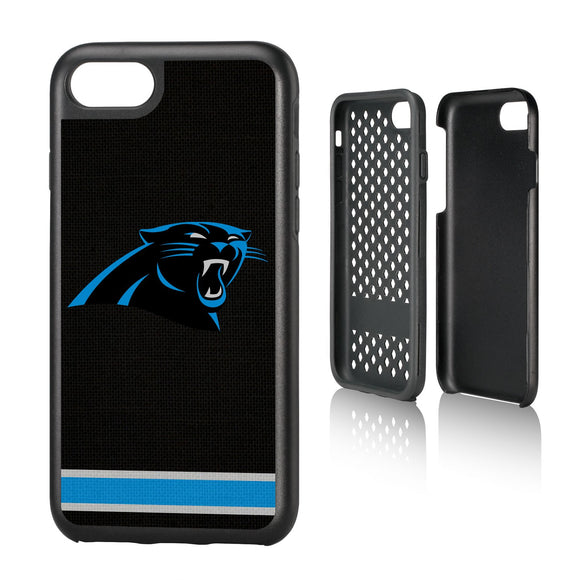 Carolina Panthers Stripe iPhone 7 / 8 Rugged Case