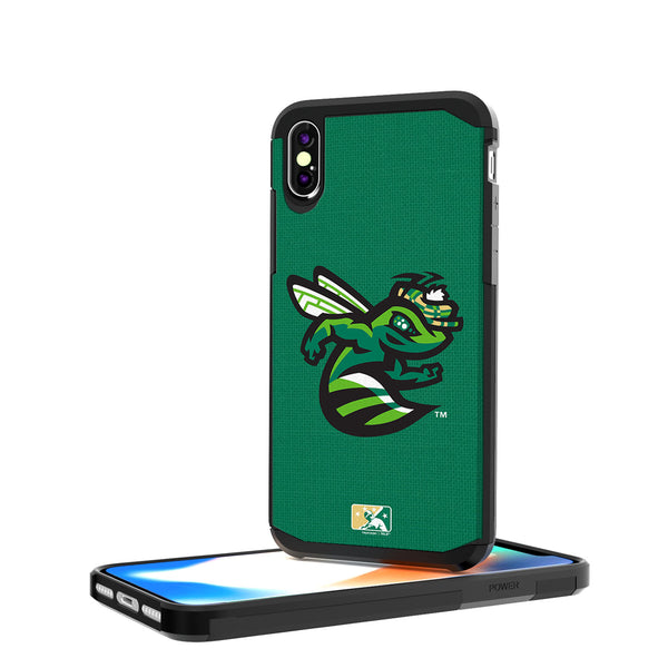 Augusta GreenJackets Solid iPhone X / XS Rugged Case