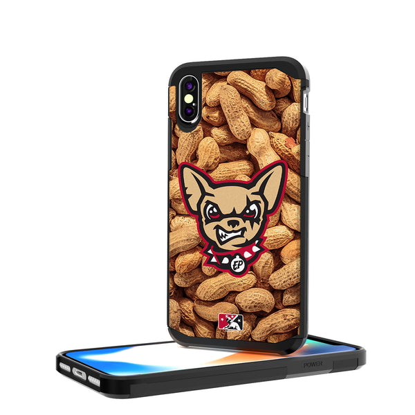 El Paso Chihuahuas Peanuts iPhone X / XS Rugged Case