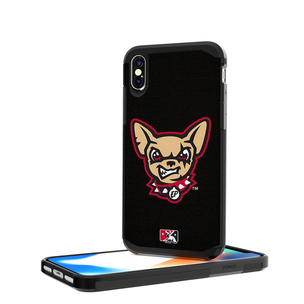 El Paso Chihuahuas Solid iPhone X / XS Rugged Case