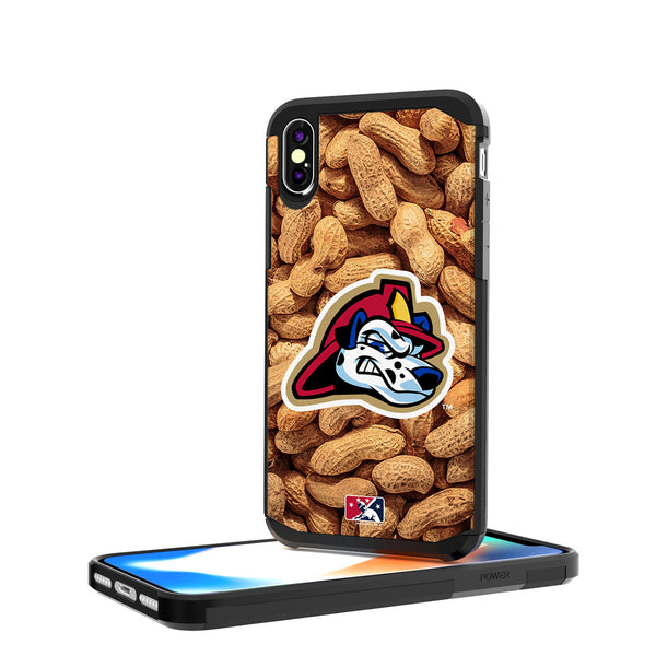 Peoria Chiefs Peanuts iPhone X / XS Rugged Case