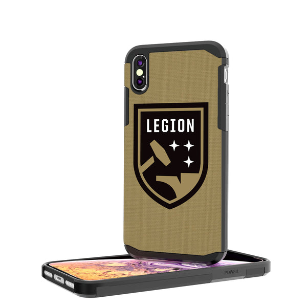 Birmingham Legion FC  Solid iPhone XS Max Rugged Case