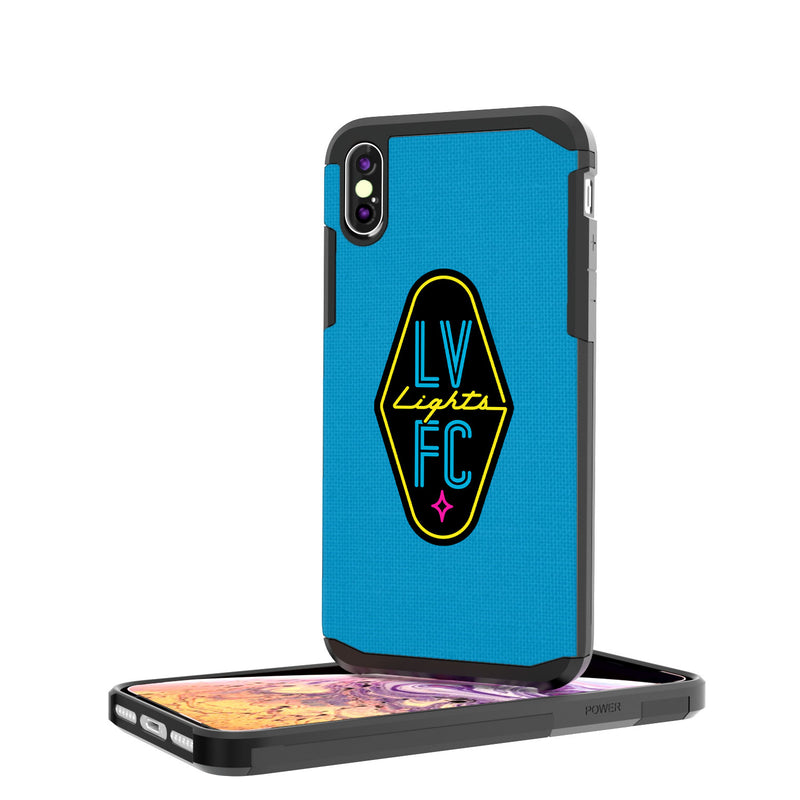 Las Vegas FC  Solid iPhone XS Max Rugged Case