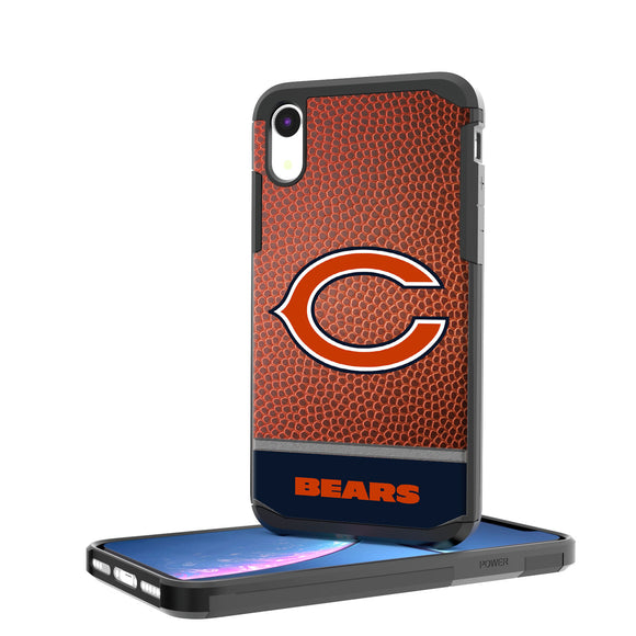 Chicago Bears Football Wordmark iPhone XR Rugged Case