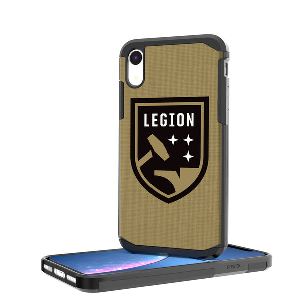 Birmingham Legion FC  Solid iPhone XR Rugged Case
