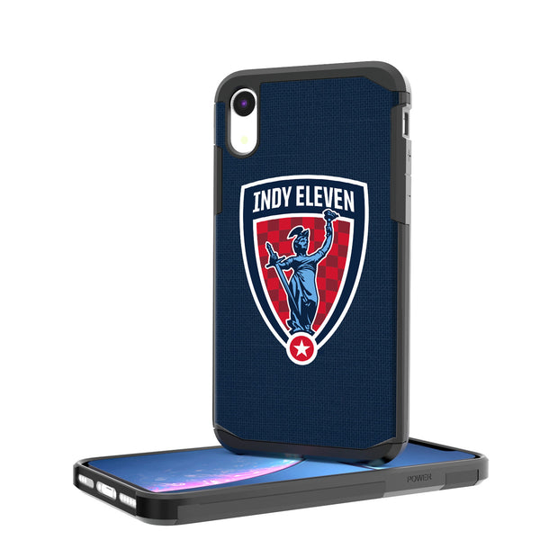 Indy Eleven  Solid iPhone XR Rugged Case